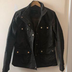J. Crew Olive Field Jacket
